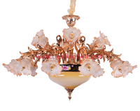 5103-12+6 French chandelier